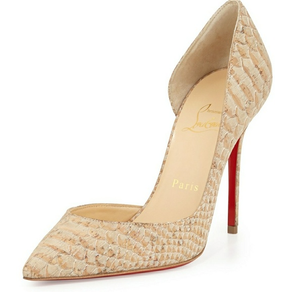 b82023e011c Christian Louboutin Shoes - 100% Authentic Christian Louboutin